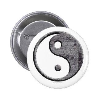 Botón de Yin Yang Pins