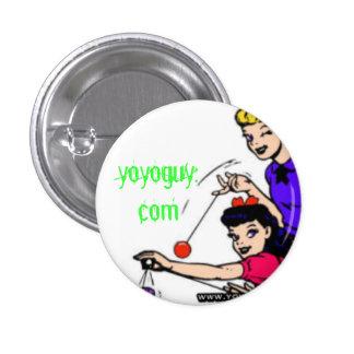 botón de yoyoguy com pin