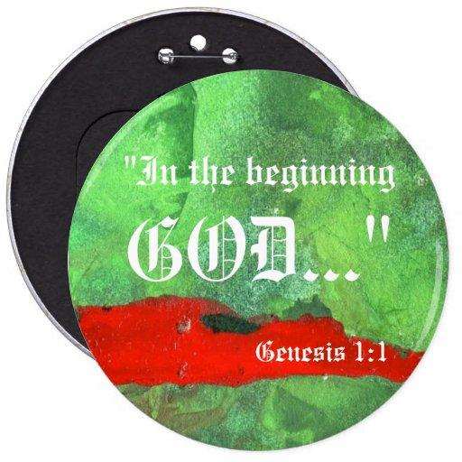 Botón del 1:1 de la génesis