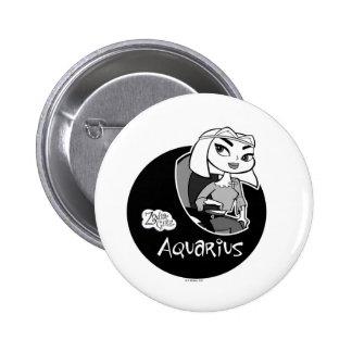 Botón del acuario pins