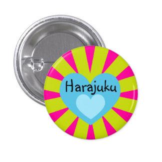 Botón del amor de Harajuku Pin