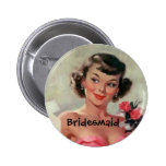 Botón del Amy Pin Redondo De 2 Pulgadas