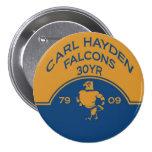 Botón del año de Carl Hayden Pin