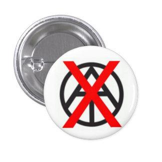 Botón del Anti-Ateo Pin Redondo De 1 Pulgada
