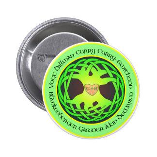 Botón del árbol de familia del curry (el encendedo pin