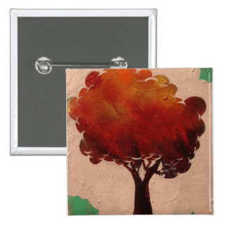 botón del árbol pin cuadrado
