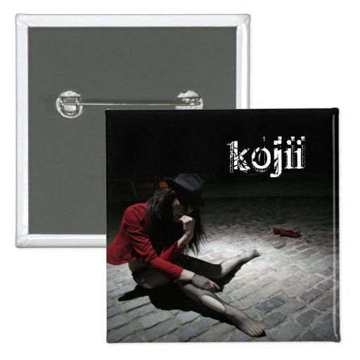 Botón del arte de Kojii Pin