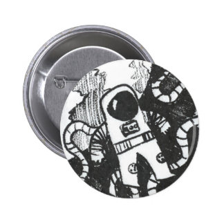 Botón del astronauta