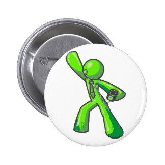 Botón del baile de KryKey Pins