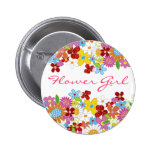 Botón del boda del FLORISTA del jardín de flores d Pins