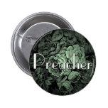 Botón del boda del jardín [predicador] pins