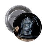 Botón del bombero de Houston Pin
