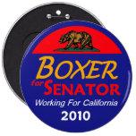 Botón del BOXEADOR 2010 Pins