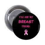 botón del cáncer de pecho pin