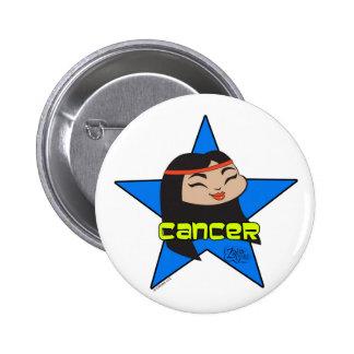 Botón del cáncer pins