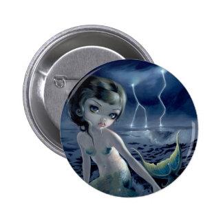 """""""Botón del cazador de la tormenta"""" Pin Redondo 5 Cm"""