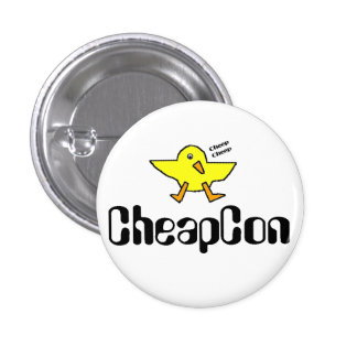 botón del cheapcon pin