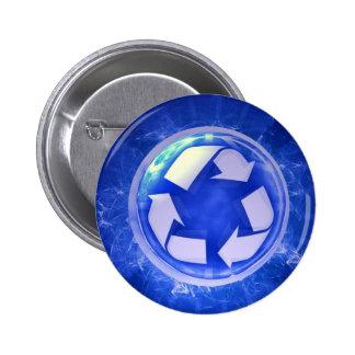 Botón del ciclo vital pins