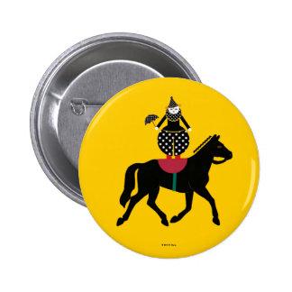 Botón del circo pin