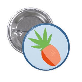 botón del club 1 25 de la piña de r Trees Pin