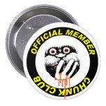 Botón del club del pedazo pin
