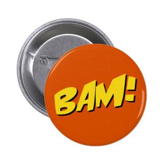 Botón del cómic pin