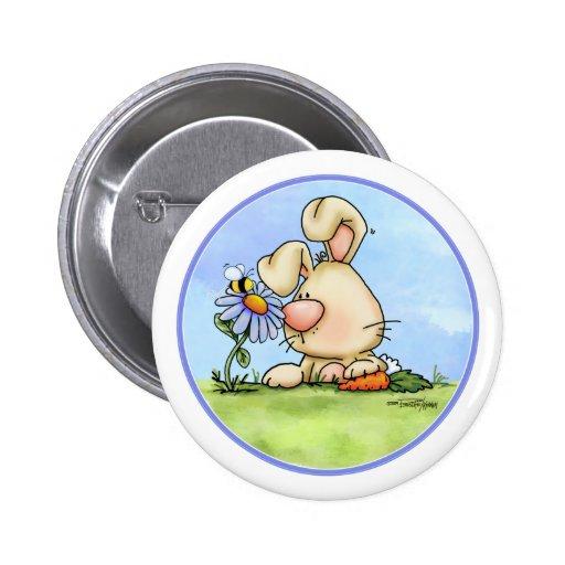 Botón del conejo de conejito de la miel