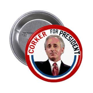 Botón del Corker 2012 de Bob Pins
