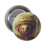 Botón del cosmonauta pins