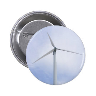Botón del ~ de la turbina de viento pin redondo de 2 pulgadas