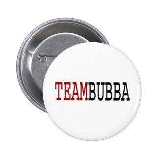 Botón del deporte del EQUIPO BUBBA Pin Redondo De 2 Pulgadas