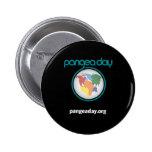 Botón del día de Pangea Pin
