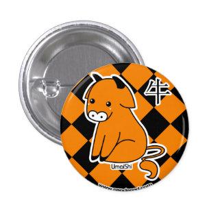 Botón del diseño del buey (más estilos…) pins