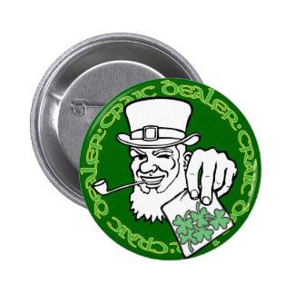 Botón del distribuidor autorizado de Craic Pin