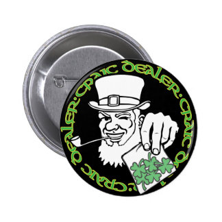 Botón del distribuidor autorizado de Craic Pins