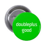 botón del doubleplusgood pin