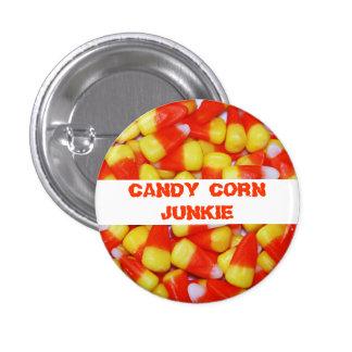 Botón del drogadicto de las pastillas de caramelo pin redondo de 1 pulgada