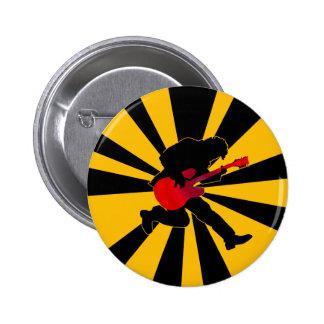 Botón del eje de balancín de Starburst Pins