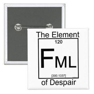 Botón del elemento FML Pin