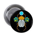 Botón del ESCARABAJO Pin