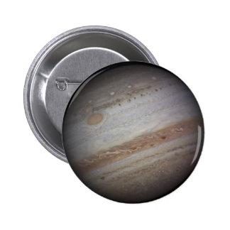 Botón del espacio de Júpiter del planeta