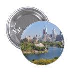 Botón del estándar del horizonte de Philadelphia