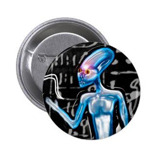 Botón del extranjero de Conehead Pins