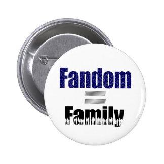 Botón del Fandom = de la familia