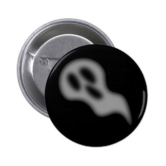 Botón del fantasma de Halloween