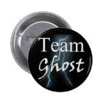 Botón del fantasma del equipo pin
