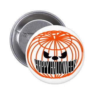 Botón del feliz Halloween Pin