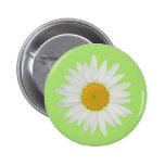 Botón del flor del Wildflower de la margarita Pins
