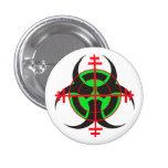 Botón del francotirador del zombi (vr GN) Pins