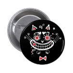 Botón del gato de Cheshire Pins